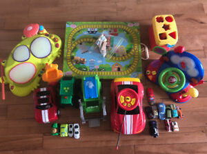 Toys for toddler ($10 for everything)