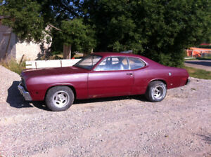 1973 Plymouth Duster Coupe (2 door)