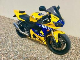 YAMAHA YZF R6 - CAMEL RACING LIVERY - SUPERB LOOKS - GREAT PERFORMER - PX