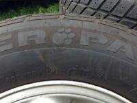 1 year old tires 195/70r14