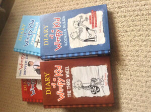 Wimpy Kid Diary Books