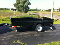 Brand new trailer ...may trade.