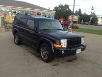 2006 Jeep Commander Se SUV, Crossover 4x4 /4.7 /v8/7passenger