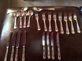 Kings cutlery by viners