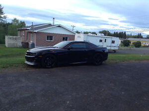 2012 Chevrolet Camaro Ss Coupe ..just out of storage ...