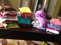 Girls clothes 4-6