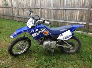 REDUCED!!! Yamaha TTR 90 – automatic