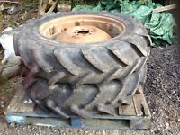 Massey Ferguson wheels