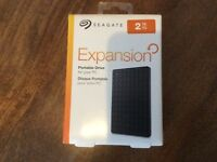 Seagate portable expansion hard drive