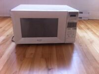 SHARP MICROWAVE 30$ NEGOTIABLE
