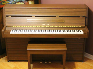 Yamaha C108 Upright Piano built in 1988.