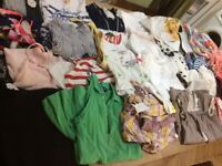 Huge designer clothes bundle, girls age 4, 5, 6, 7, 8 years