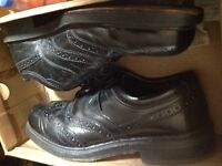 Size 9 brogues