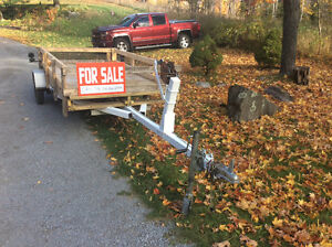 Utility Trailer Kawartha Lakes Peterborough Area image 5