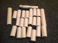 Job lot of toilet / paper towel rolls. Ideal crafts.