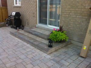 CHEAP Interlocking and Landscaping (NEW and REPAIRS)