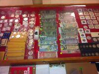 Achat -Vente -Monnaie -Or-Argent-ENCAN TERMINÉ MERCI
