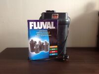 Fluval 305 external pump