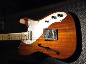 Classic Vibe Thinline Telecaster by Squire brand new!!!