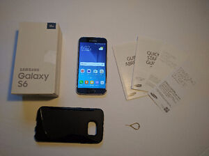Samsung GALAXY S6 (Rogers/Fido) In The BOX
