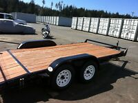 DUALE AXEL CAR CARRIER TRAILER / NEW