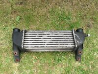 Transit connect 55 reg intercooler