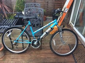 Ladies mountain bike (needs new pedal)