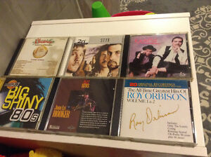Music CDs Collection 9