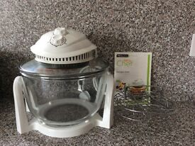Chef Oval glass oven