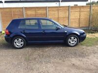 VOLKSWAGEN GOLF 1.4 MODEL MATCH 60,000 MILESS 1 OWNER FROM NEW VERY CLEAN CAR 2004 AUDI SEAT SKODA