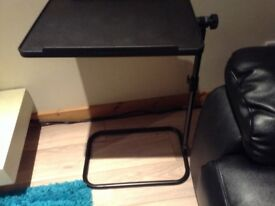 Small lap top table