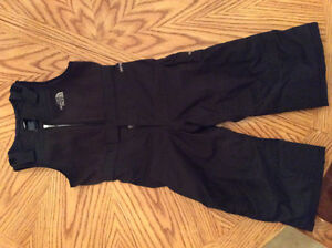 The North Face snow pants 2T