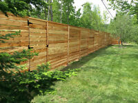 Fencing Contractor for hire!