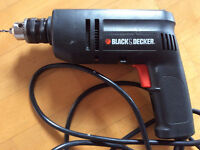 Drill électrique Black &Decker