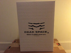 1/6 Scale Dead Space 3 Isaac Clarke Figure