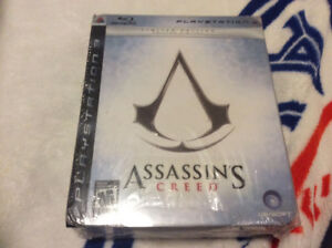 Assassin's Creed limited Edition NEW PS3