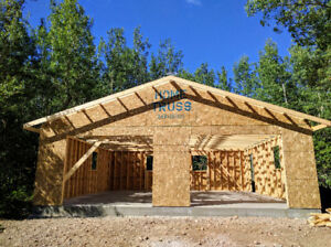Custom Garage Packages - from $35 SF