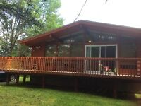 CHALET WINTER OR LONG TERM- BROME LAKE/BROMONT