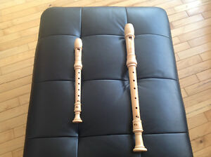 Baroque Recorders, professional quality
