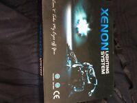 Xenon lighting system