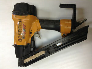 "BOSTITCH STRAP SHOT MCN 150 1"" LIKE NEW NAILER"