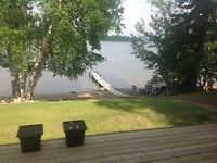 FOR RENT- Beautiful Lakefront Cabin on Emma Lake