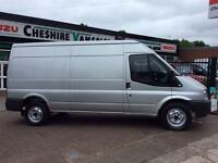 2012 62 FORD TRANSIT 2.2 350 LWB MED ROOF RWD LOW 30000 MILES FSH OPEN 7 DAYS