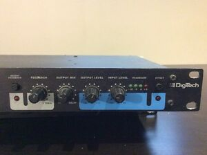 Digitech digital delay system RDS 1900, rack mounted effects Kitchener / Waterloo Kitchener Area image 3