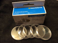 Silver Coin Capsules To Protect Your Bullion Coins/Bars
