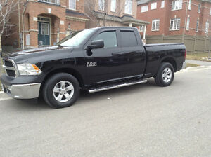 2013 Dodge Ram 1500 Quad cab, accident free!!!!