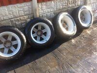 """Mitsubishi L200 18"""" wheels"""