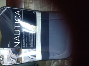 New Nautica twin two piece bed set