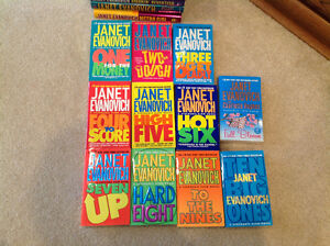 Collection of Janet Evanovich Stephanie Plum Novels Sarnia Sarnia Area image 2