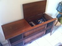 Vintage RCA Record Player Stereo Unit